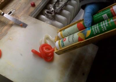 Repair Care Verarbeitung Komponenten